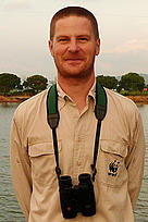 Bena Smith, Mai Po Reserve Manager / ©: Bena Smith