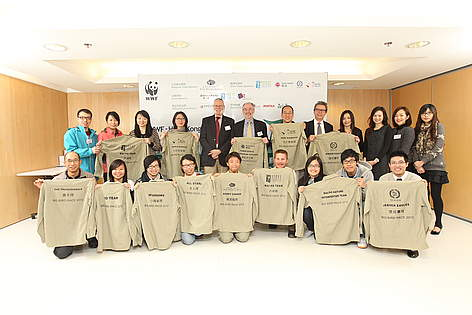 BBR 2012 Press conference / ©: WWF-Hong Kong