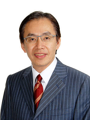 Mr David M.H. Fong, BBS, JP