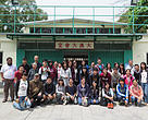 An overwhelming response: students, Tai O residents and dolphin watching operators all attended the event.