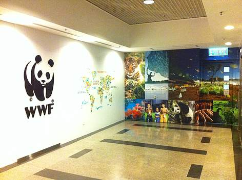 KH office / ©: WWF-Hong Kong