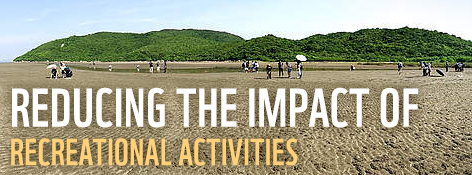 Reducing the impact of recreational activities / ©: WWF-Hong Kong